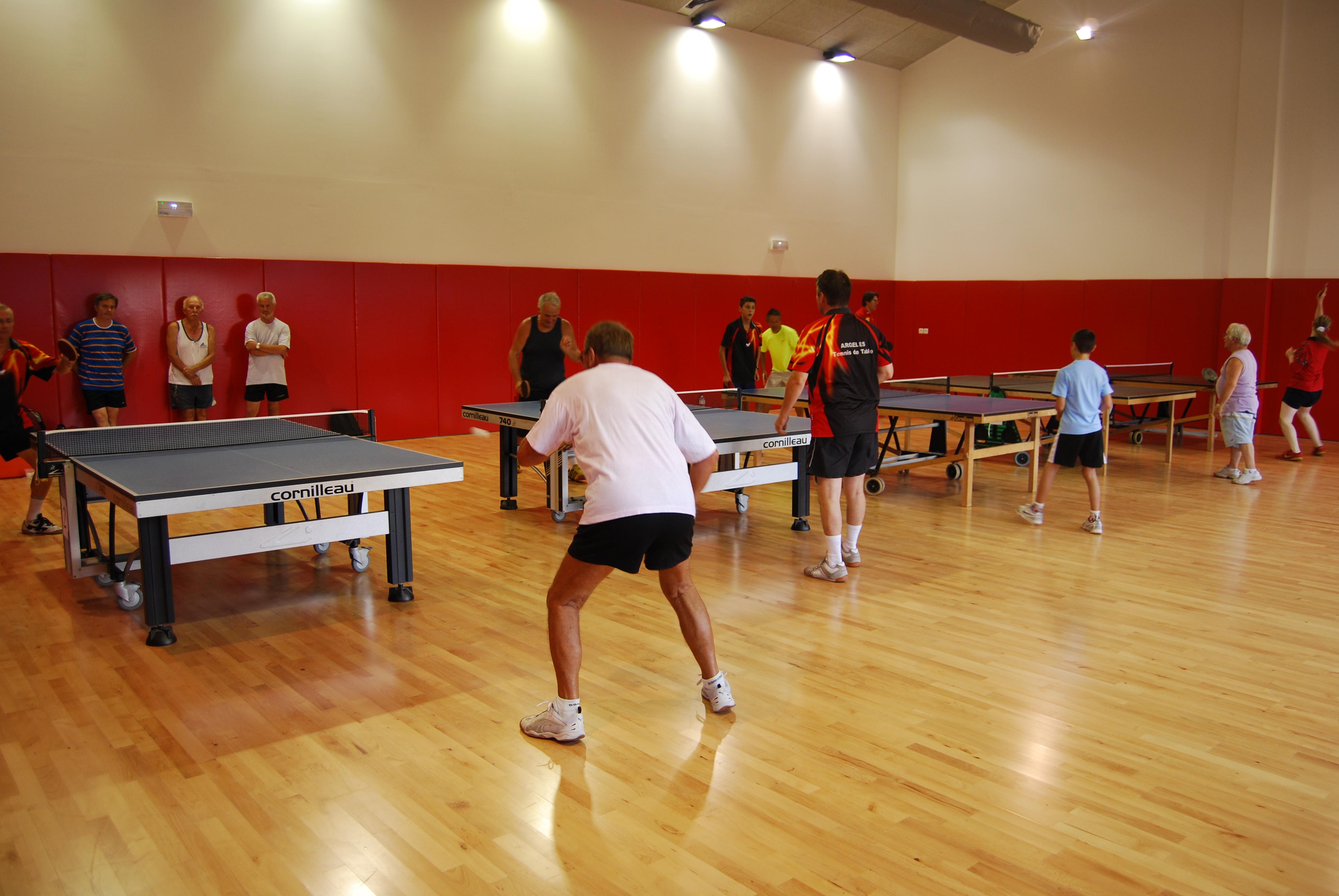 Club de tennis de table argel s sur mer 66 nous for Club de tennis interieur saguenay