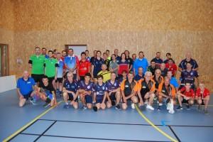 Les participants du tableau - 1350 Pts